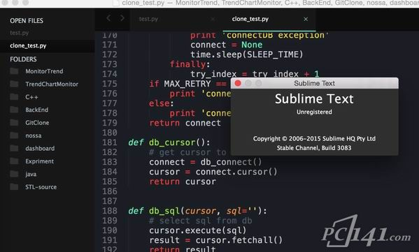 sublime text软件下载